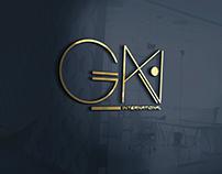 "Logo   Branding ""GKN"" my current company logo"