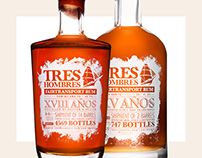 Tres Hombres Rum 2014 for Fairtransport
