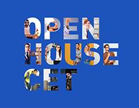 CET Open House | Digital - BTL