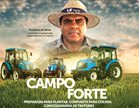 Campo Forte - LS Tractor