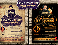 Bollywood Aces Flyers/Posters 4in1