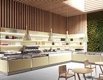 BioWood Lounge Bar