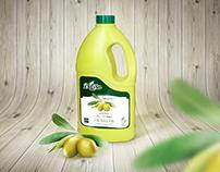 Delvin Oil Packaging Design