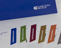 Carlton Scale Sales Kit