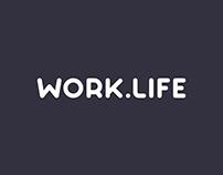 Work.Life Brand Identity