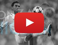 STADIUM CHANT CLIP | Gonzalo Higuain