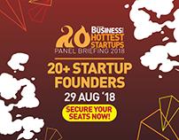 Hottest Startups 2018