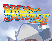 Back To The Future - Comics cover