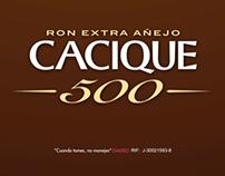 StandUp Cacique 500