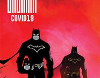 BATMAN VS COVID-19