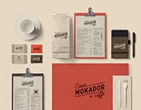 Casa e caffè Mokador