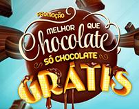 """Promo Lacta """"Melhor que Chocolate..."""""""