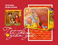 Goute Tincase - Tet VietNam