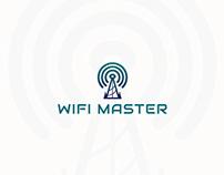 Wifi Master Logo Design