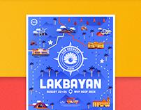 COA RecWeek 2016: LakBayan