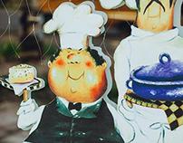 Мясная пекарня