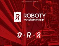 Roboty Wysokosciowe - Elevation/Extreme Work - Logo/WWW