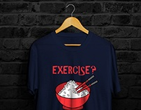 Tshirt_ Rice Bowl