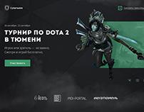 Cybersable dota 2 tournament