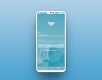 Ui - Login Page Design