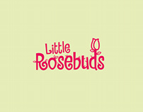 Little Rosebuds Branding