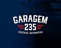 Garagem 235 • Id. Visual