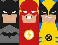 Comic Bookmarks
