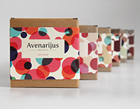 Packaging for Lithuanian Fruits