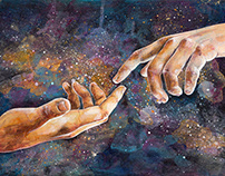 Universe in Hand