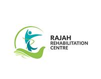 Rajah Rehabilitation Center | Branding