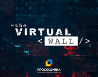 The Virtual Wall / PROCOLOMBIA