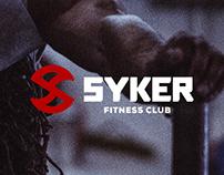 Syker - Brand Identity