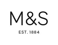 Marks & Spencer - Digital Presence India