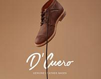 D' Cuero shoes campaign