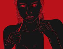 Red Light Woman