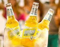 Soberana Ultra Light Beer