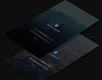 Pathfinder - App Design