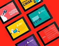 Project Builder Ebooks - Digital/ Editorial Design