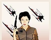 Leia Wanted