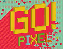 Go! pixel Festival de videojuegos