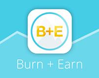 Burn + Earn
