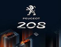 New Peugeot 208 Energy Click