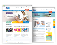 CHRU de Brest Website redesign : appel d'offre