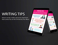 Blog Design | Writing tips