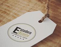 Branding para Escudero Disseny