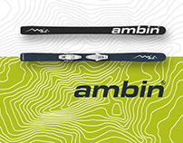 AMBIN SKIS . Branding & Website