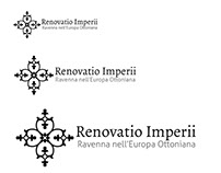 RENOVATIO IMPERII. Logo design