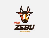 Logo The Zebu Poloshirts
