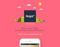 NapZzz App Redesign