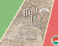 Italy Trip Event material